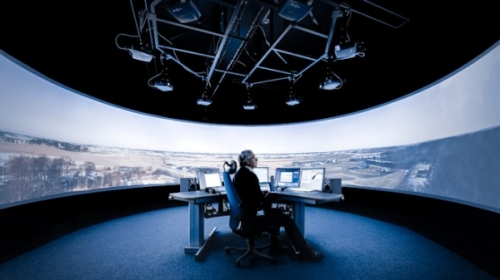 Wrap Around, Reach Around, Virtual Nextgen ATC Tower